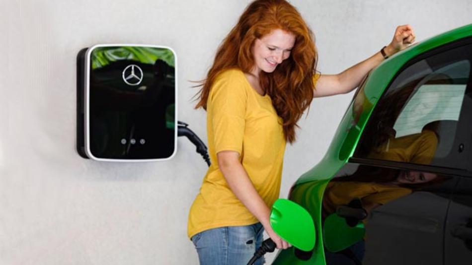 Daimler beteiligt sich an The Mobility House und will damit ein Zeichen pro Elektromobilität setzen.