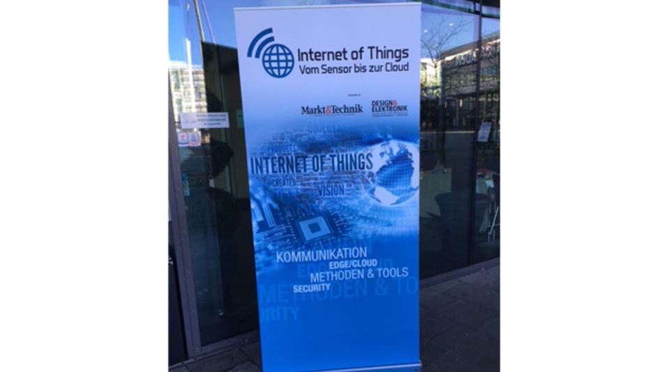 Die Fachzeitschriften Design & Elektronik und Markt & Technik luden zur Konferenz »Internet of Things – vom Sensor bis zur Cloud« und versprachen, wertvolle Informationen, anregende Gespräche und wichtiges Fachwissen. Und ich bin überzeugt: Wir haben gehalten, was wir versprochen haben.