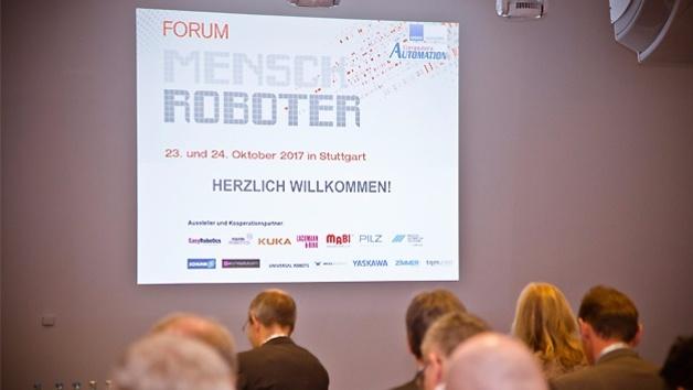 Rückblick auf das Forum Mensch Roboter 2017