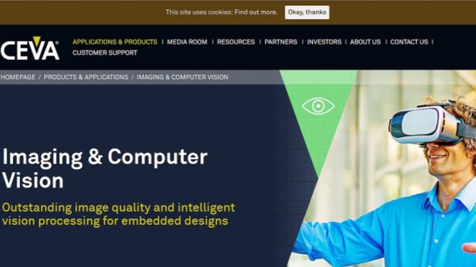 CEVA und LG Electronics arbeiten zusammen
