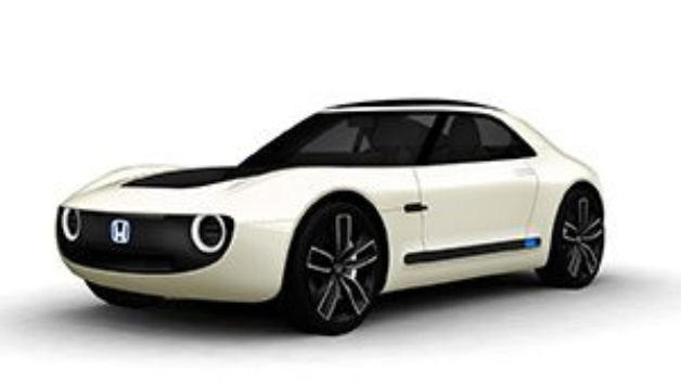 Auf der Tokyo Motor Show präsentierte Honda das Konzept eines Elektrosportwagens, das mit künstlicher Intelligenz ausgestattet ist.