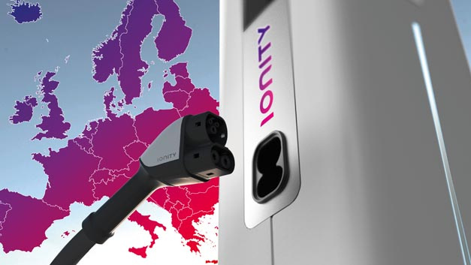 BMW, Daimler, Ford und der Volkswagen Konzern mit Audi und Porsche haben das paneuropäisches High-Power-Charging-Netzwerk Ionity gegründet.