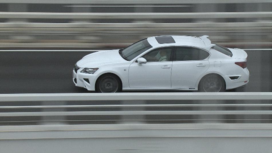 Autonom fahrendes Prototypfahrzeug »Autobahn-Teammate« von Toyota.