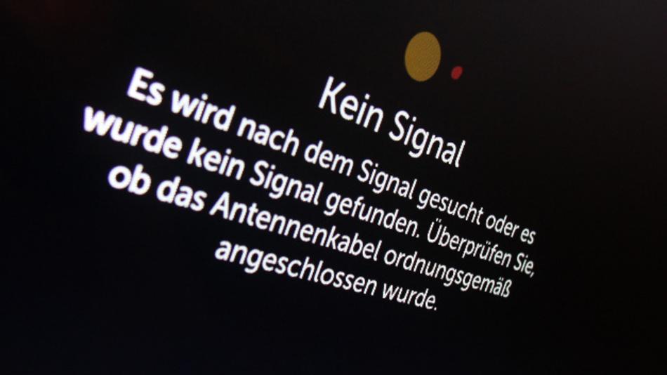 Ab dem 8. November wird DVB-T auch in Unterfranken abgeschaltet.