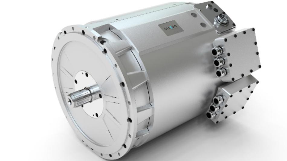 Elektroantrieb PowerDrum von Visedo.