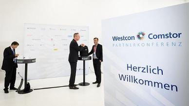 Westcon-Comstor Partnerkonferenz