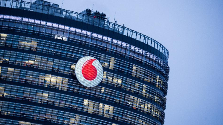 Konzernzentrale von Vodafone Deutschland