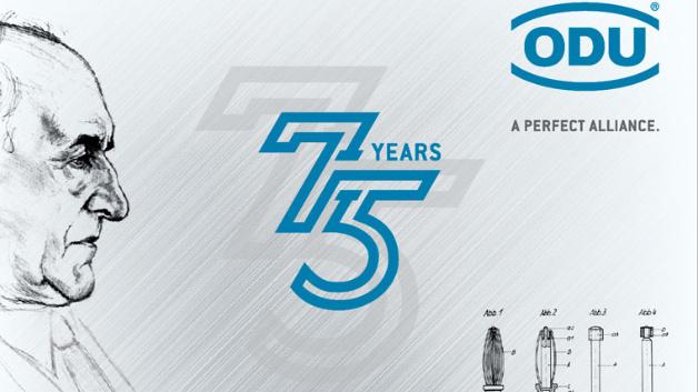 2017 war ein Grund zum Feiern: 75 Jahre ODU