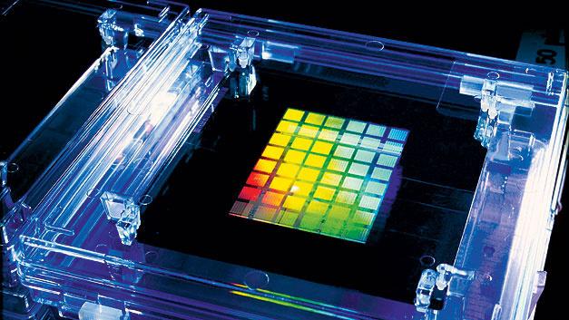 Neueste Entwicklungen in der EUV-Lithografie und Nanoimprint-Lithografienverfahren.