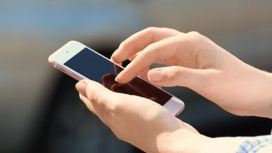 Smartphone Mobilfunk