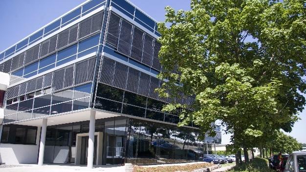 Endress+Hauser-Produktionsstätte Gerlingen