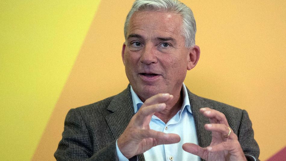 Der Landesvorsitzende der baden-württembergischen CDU, Thomas Strobl.