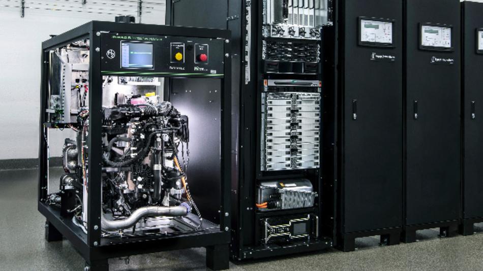 Daimler überträgt seine Fahrzeug-Brennstoffzellentechnik auf stationäre Energieanlagen.