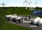 Energieversorgung Daimler