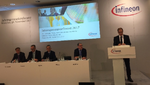 Infineon mit Umsatz- und Gewinnwachstum