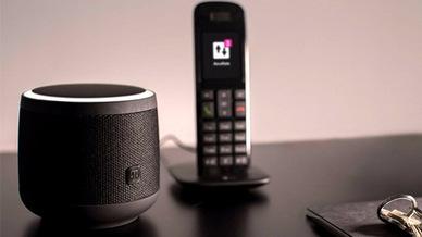 Vernetzter Lautsprecher von der Deutschen Telekom