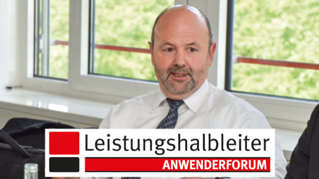 Norbert Pieper, Senior Vice President Business Development bei Vishay, beleuchtet in seiner Keynote auf dem Anwenderforum Leistungshalbleiter das Thema: »Semiconductor Technologies at the crossroads – how to enable transition in power electronics«.