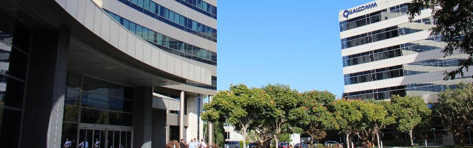 Qualcomm Headquarter im kalifornischen San Diego