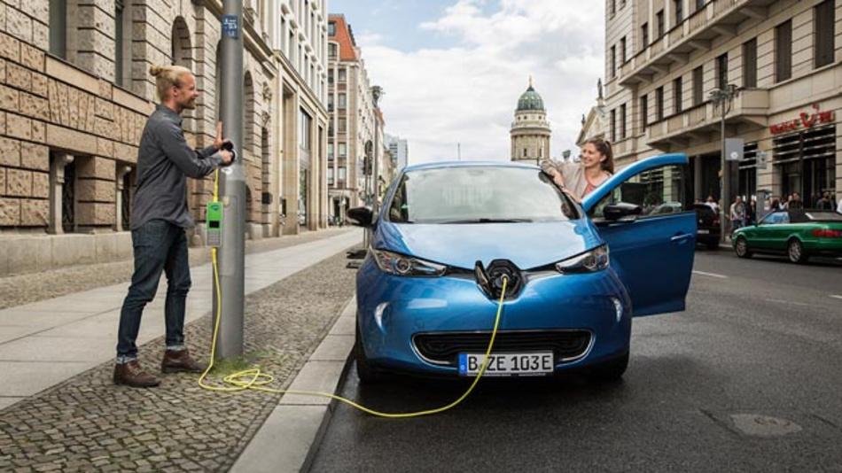 Siemens steigt bei Ubitricity en, Anbieter von intelligenten Stromzählen bei Messung und Abrechnung.