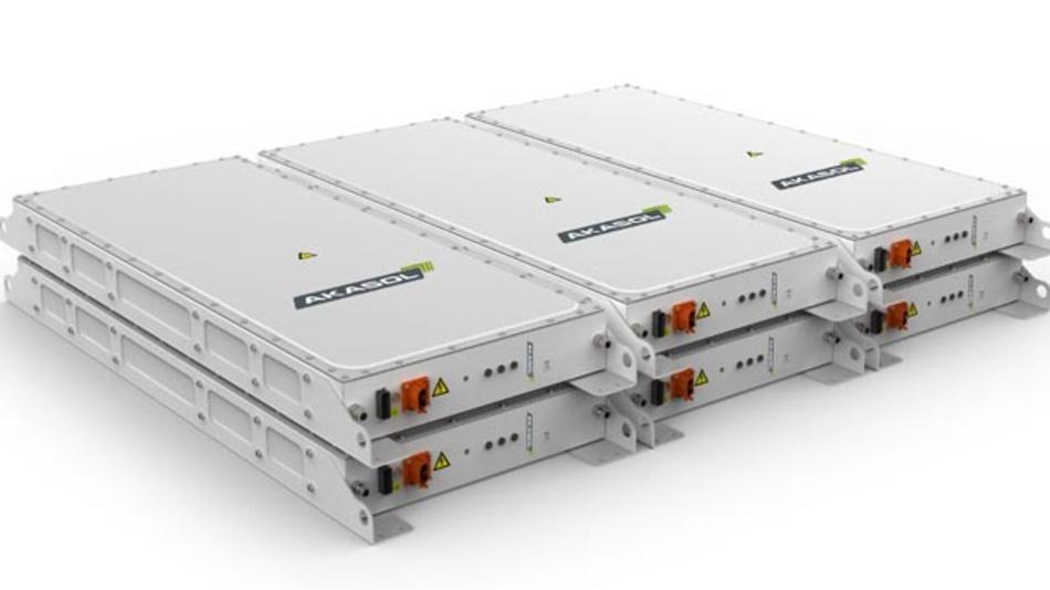 Im neuen Batteriewerk für E-Nutzfahrzeuge werden die AKASystem-OEM-Batteriesysteme produziert.