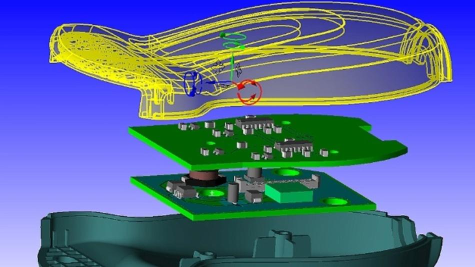 PCB-Komplettsystem CADSTAR