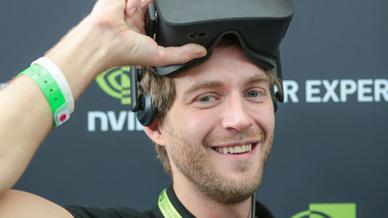 Dominic Eskofier, Nvidia