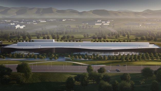 Der Polestar 1 wird ab Mitte 2018 im neuen Produktionszentrum in Chengdu vom Band laufen.