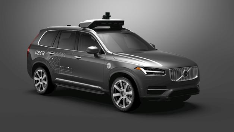 Volvo will zwischen 2019 und 2021 Zehntausende von Fahrzeugen an Fahrdienstleister Uber verkaufen, die auf autonomes Fahren ausgelegt sind.