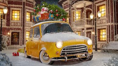Winter Auto