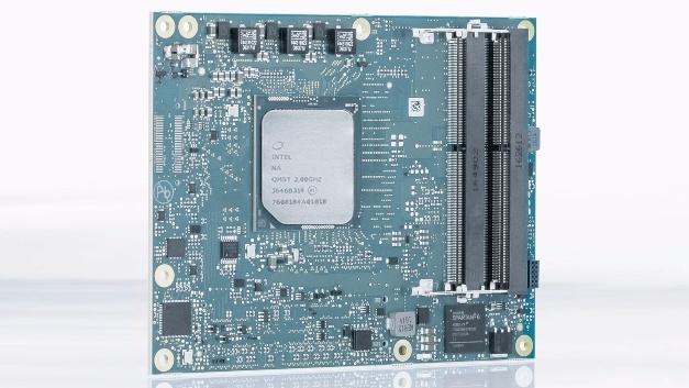 Für das COMe-bDV7 nutzt Kontron die Prozessoren der neuen Intel-Atom- C3000-Produktfamilie.