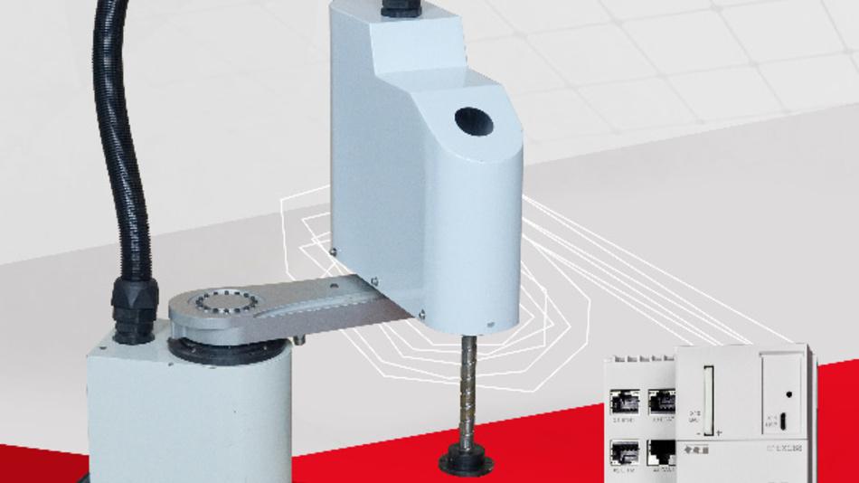 Bei der »E°EXC 88« von Eckelmann handelt es sich um eine CNC-integrierte Robotersteuerung.