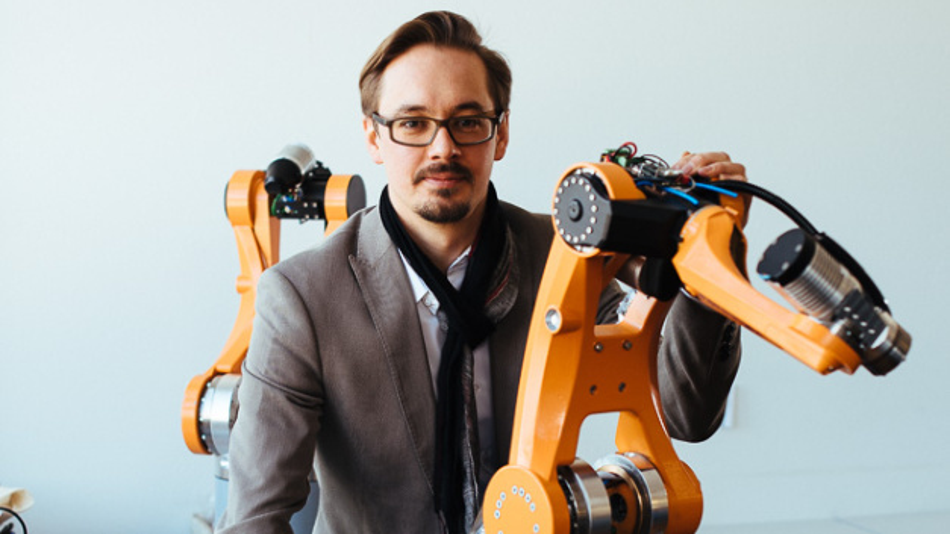 Nikolai Ensslen, Synapticon: »Wir konzentrieren uns künftig überwiegend auf kollaborative und mobile Robotik.«