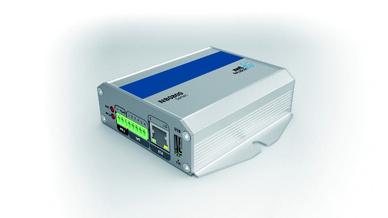 Die Industrial-Wireless-Router der Serie »NB800 EcoRouter« von NetModule unterstützen auf Anfrage LoRa, Sigfox und 6LoWPAN.