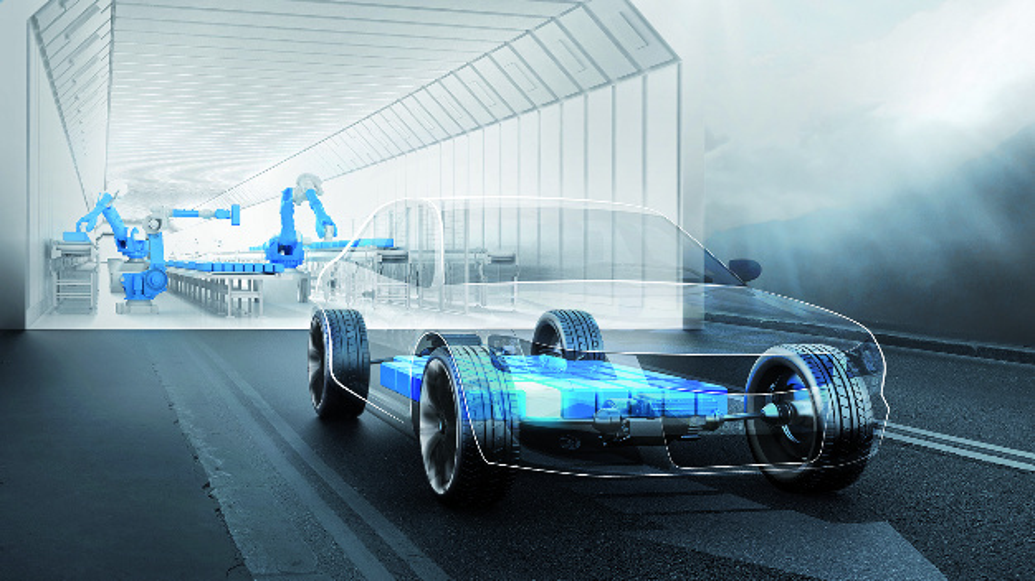 AVL investiert in Entwicklungsmöglichkeiten für die E-Mobilität.