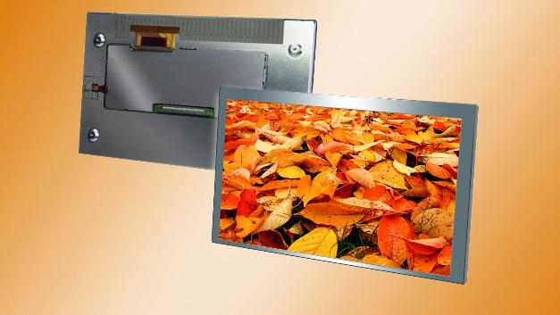Der hohe Kontrast von 1000:1 zeichnet Onations 10-Zoll-TFT-Display mit einer Auflösung von 1280 x 800 Pixel aus.