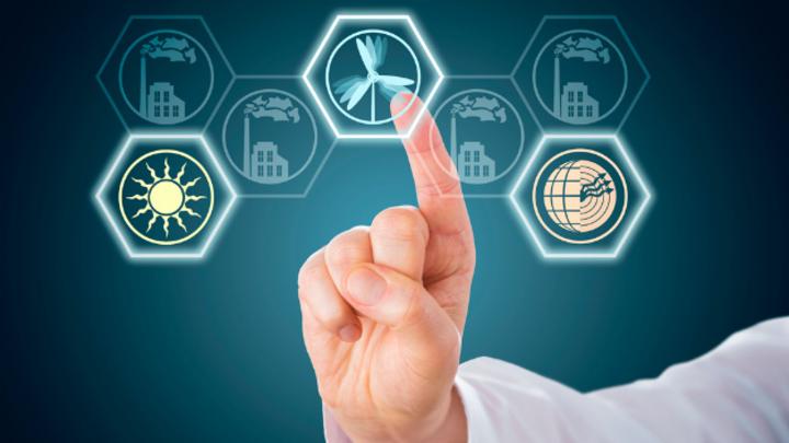 Für die Einspeisung erneuerbarer Energien sind Stromspeicher nötig.