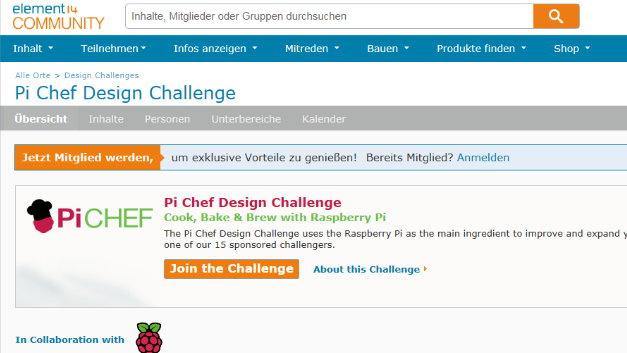 Design Wettbewerb Pi Chef: Die Besten Raspberry Pi Ideen Für Die Küche |  Elektroniknet.de
