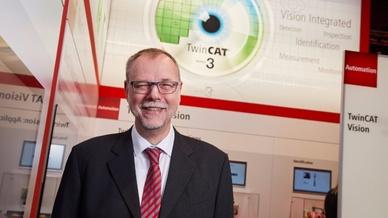 Dr. Josef Papenfort, Produktmanager TwinCAT, Beckhoff Automation