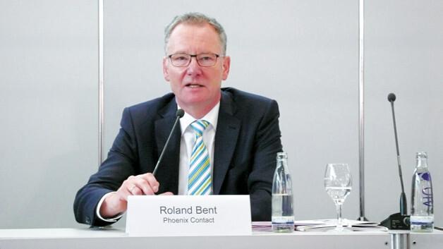 Roland Bent, ZVEI: »Wir müssen die Industrie-Anforderungen jetzt in die 5G-Standardisierung einbringen.«