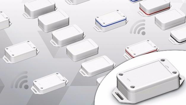 Spezielle Gehäuse-Baureihe für IoT-Applikationen