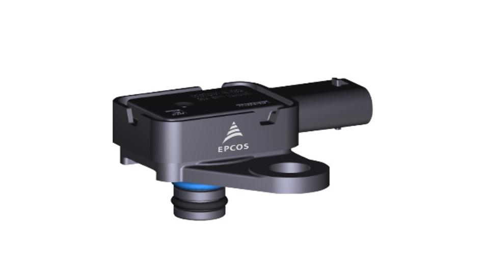 Der Tankdruck-Sensor erfüllt, beispielsweise in Hybrid-Fahrzeugen, die steigenden Ansprüche an die Leckage-Erkennung und erzielt eine hohe Messgenauigkeit.