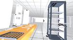 Elektronikschränke per Handbewegung und VR-Brille konfigurieren