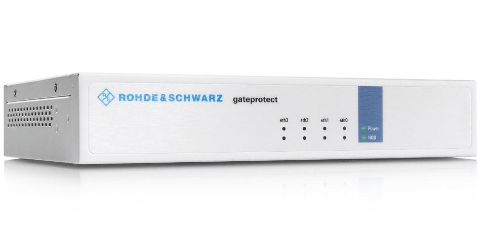 Kleinster Vertreter der Unified Line: Die GP-U 50 Firewall.