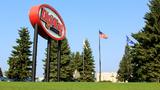 Das Digi-Key Headquarter in Thief River Falls.