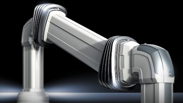 Rittals Tragprofil ist mit den beiden Gewichtsbereichen 4 bis 30 kg und 10 bis 60 kg lieferbar.