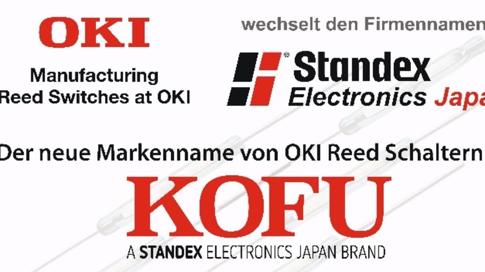 Standex-Meder Electronics hat offiziell den weltweit größten Hersteller von Reed-Schalter, die Firma OKI Sensor Device Corporation aus Kofu (Japan), übernommen.