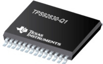 High-Side-LED-Controller TPS92830-Q1 von Texas Instruments.