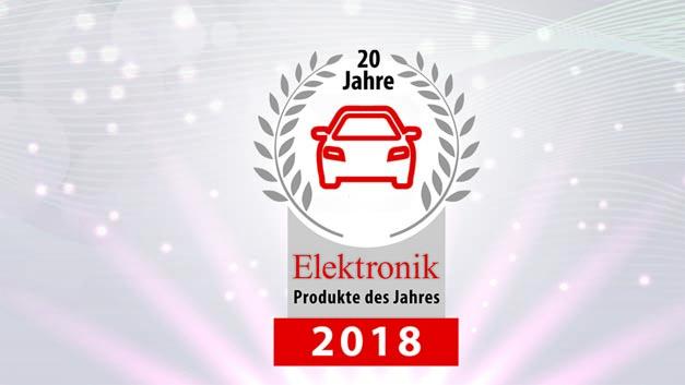 Elf Produkte stehen in der Kategorie zur Auswahl bei den Elektronik Produkte des Jahres 2018. Sie haben die Qual der Wahl.