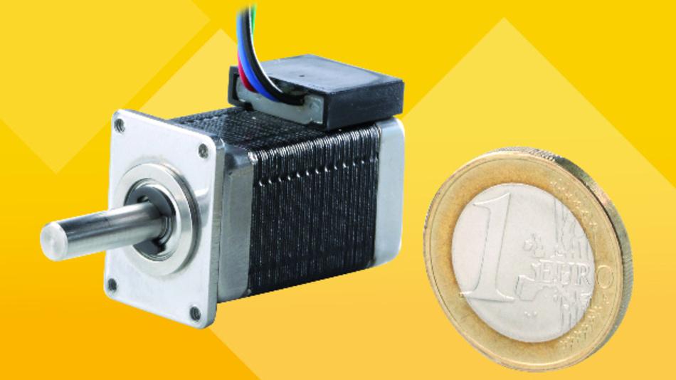 Der Nema 6-Schrittmotor von A-Drive ermöglicht neue Anwendungen in der Medizin- und Labortechnik.