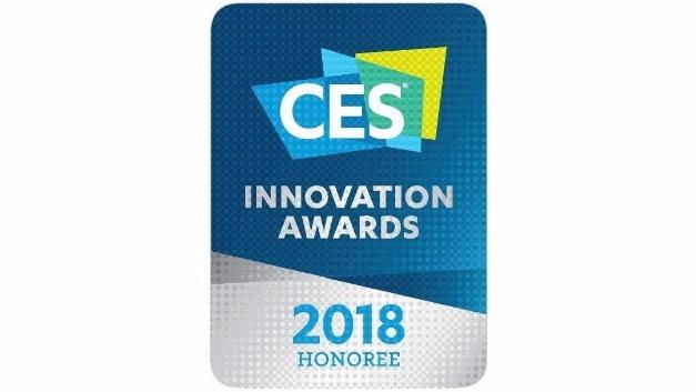 Einer der begehrten CES Innovation Awards geht an Bosch Sensortec